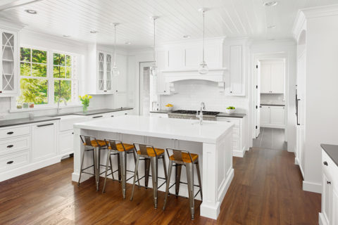 How creative renovation ideas make your kitchen spacious