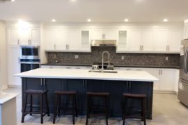 Smart Renovations NEW Transitional Kitchen